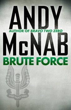 Brute Force (Nick Stone Book 11), Andy McNab