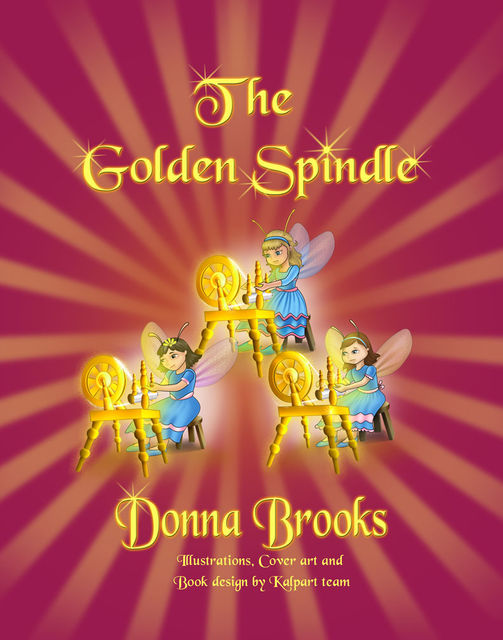 The Golden Spindle, Donna Brooks