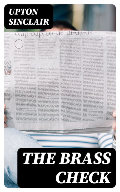 The Brass Check, Upton Sinclair