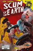 Scum of the Earth #4, Mark Bertolini