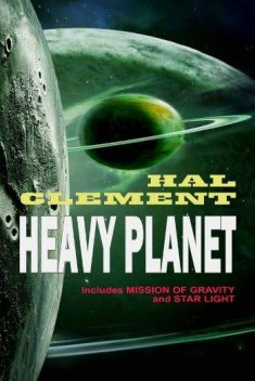 Heavy Planet, Hal Clement