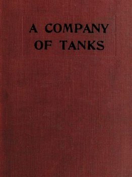 A Company of Tanks, William Henry Lowe Watson