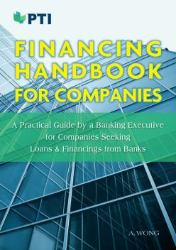 Financing Handbook for Companies: A Practical Guide by a Banking Executive for Companies Seeking Loans & Financings from Banks, A.Wong