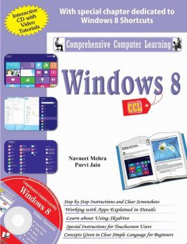 Windows 8 (CCL), PURVI JAIN
