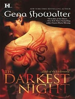 The Darkest Night, Gena Showalter
