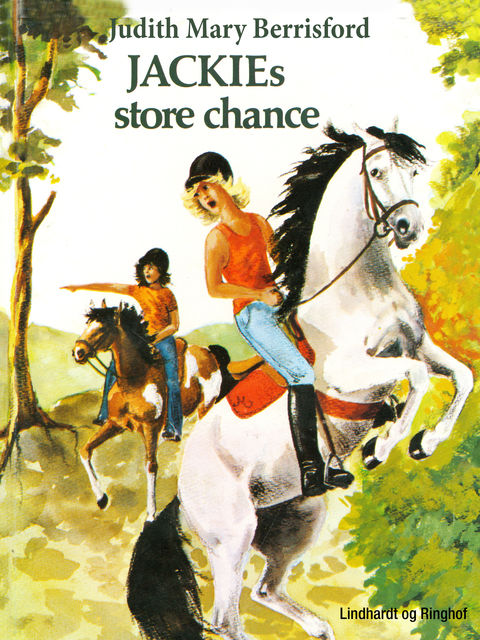 Jackies store chance, Judith Mary Berrisford
