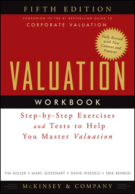 Valuation Workbook, McKinsey Company