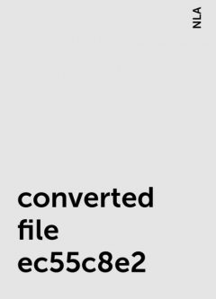 converted file ec55c8e2, NLA