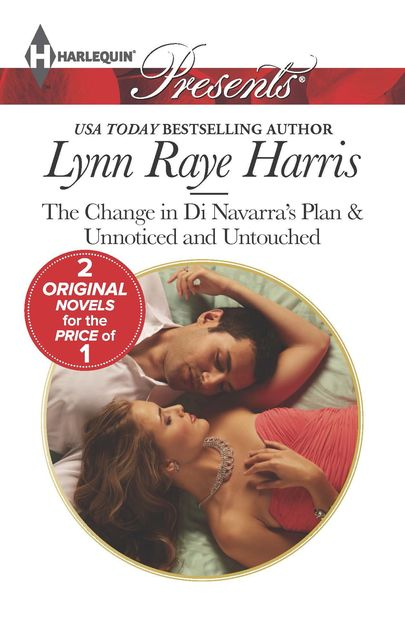 The Change in Di Navarra's Plan, LYNN RAYE HARRIS