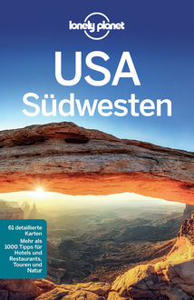 Lonely Planet Reiseführer USA Südwesten, Lonely Planet
