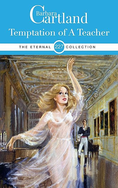 Temptation of a Teacher, Barbara Cartland
