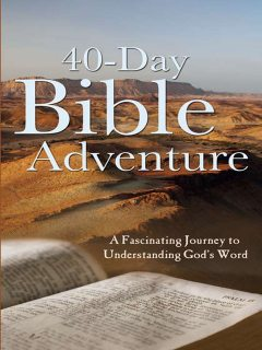 The 40-Day Bible Adventure, Christopher Hudson