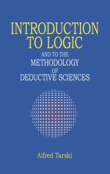 Introduction to Logic, Alfred Tarski