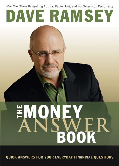 The Money Answer Book, Dave Ramsey
