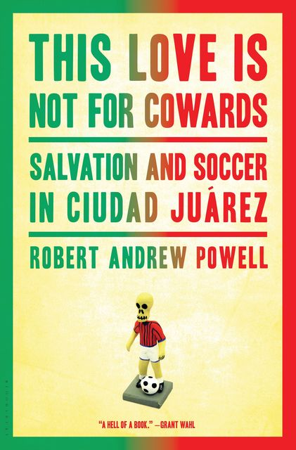 This Love Is Not for Cowards, Robert Powell