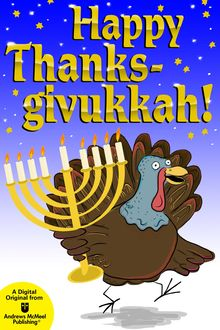 Happy Thanksgivukkah, LLC, Andrews McMeel Publishing