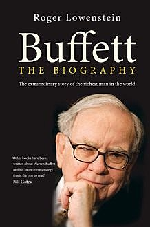 Buffett, Roger Lowenstein