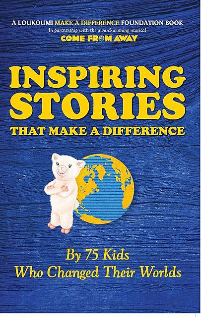 Inspiring Stories That Make A Difference, Nick Katsoris