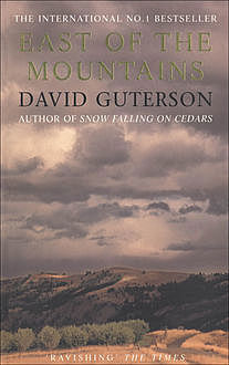 East of the Mountains, David Guterson
