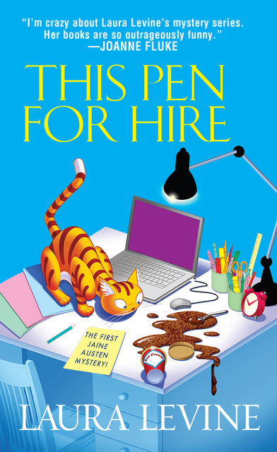 This Pen For Hire, Laura Levine