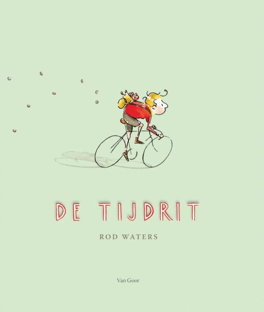 De tijdrit, Rod Waters