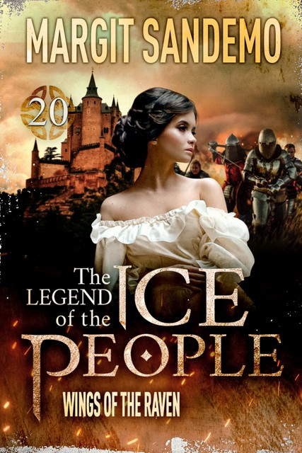 The Ice People 20 – The Wings of the Raven, Margit Sandemo