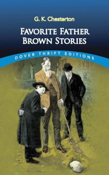 Favorite Father Brown Stories, Gilbert Keith Chesterton