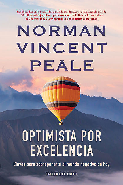 Optimista por excelencia, Norman Vincent Peale