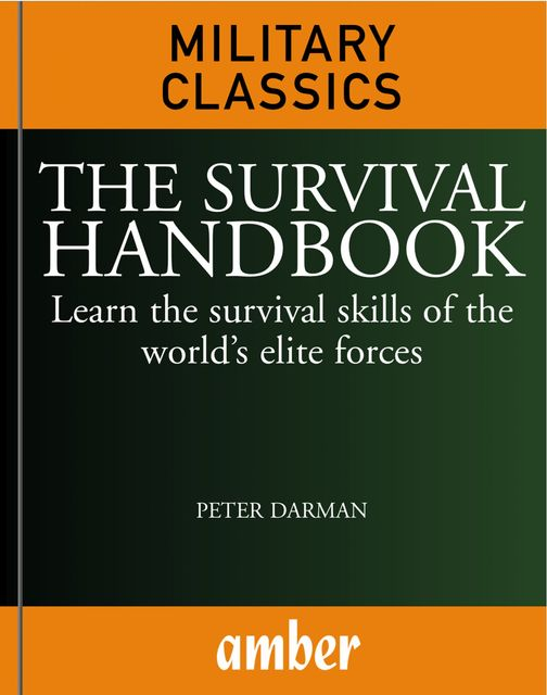 Survival Handbook, Peter Darman