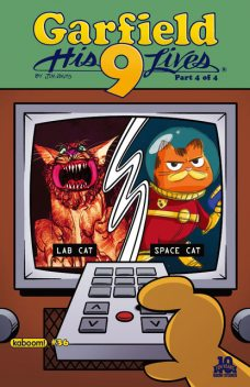 Garfield #36 (9 Lives Part Four), Scott Nickel