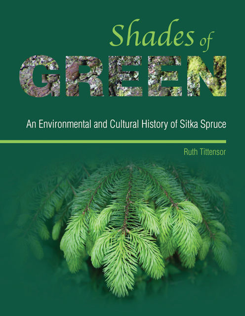 Shades of Green, Ruth Tittensor