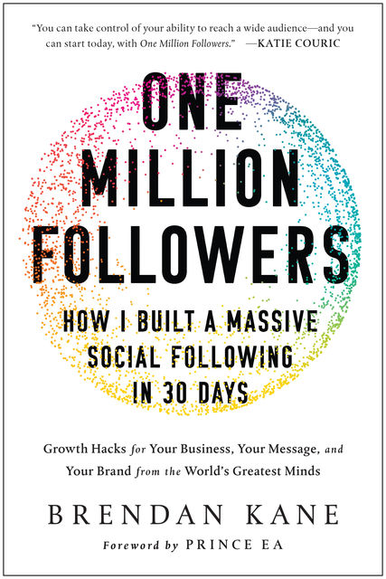One Million Followers, Brendan Kane