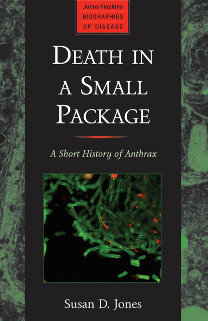 Death in a Small Package, Susan Jones