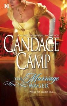 The Marriage Wager, Candace Camp