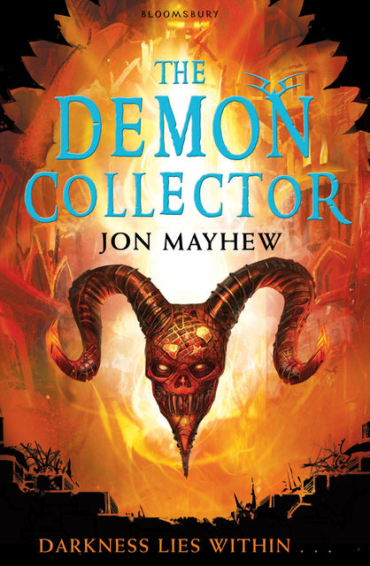 The Demon Collector, Jon Mayhew