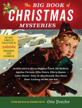 The Big Book of Christmas Mysteries, Otto Penzler