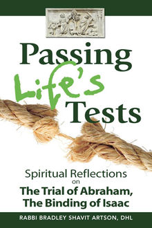 Passing Life's Tests, Rabbi Bradley Shavit Artson, DHL