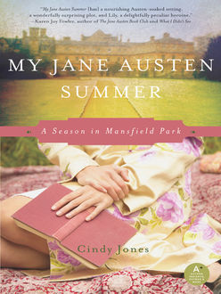 My Jane Austen Summer, Cindy Jones