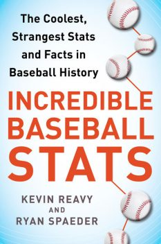 Incredible Baseball Stats, Kevin Reavy, Ryan Spaeder