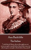 The Italian, Ann Radcliffe