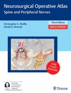 Neurosurgical Operative Atlas: Spine and Peripheral Nerves, Christopher E.Wolfla, Daniel K.Resnick