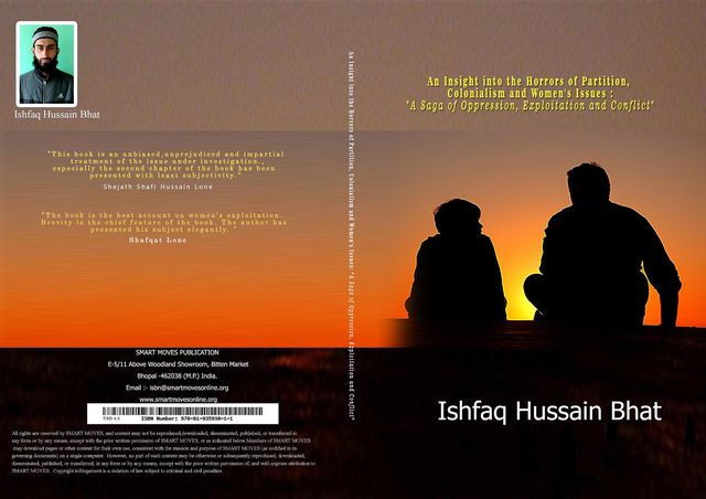 An Insight into the Horrors of Partition, Colonialism and Women's Issues, Ishfaq Hussain Bhat
