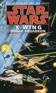 Book 01 – Rogue Squadron, Michael A.Stackpole