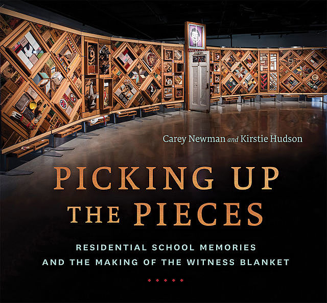 Picking Up the Pieces, Carey Newman, Kristie Hudson