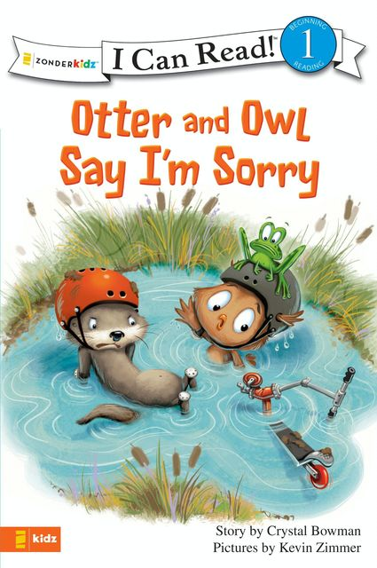 Otter and Owl Say I'm Sorry, Crystal Bowman