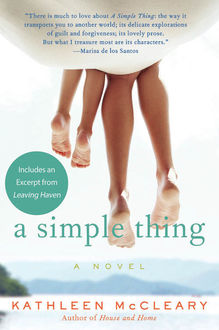 A Simple Thing, Kathleen McCleary
