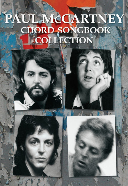Paul McCartney Chord Songbook Collection, Wise Publications