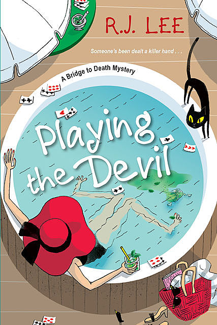 Playing the Devil, R.J. Lee