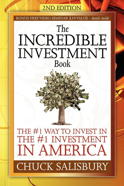 The Incredible Investment Book, Chuck Salisbury