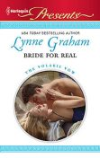 Bride for Real, Lynne Graham